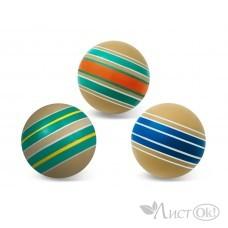 Мяч детский d-100мм, ручное окраш.