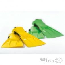 Спорт Ласты р-р 35-37 желтые И55936 INTEX