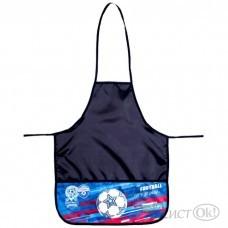 Фартук д/труда с 3мя карманами Play Football 45*54см (размер M) 7042100 deVente