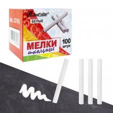 Мел белый круглый JO-100 ,цена за 1шт,коробка 100шт J.Otten /100 /0 /4800 /0