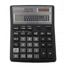 Калькулятор 16 разр. 2-е питание, 192*143*39,5 SDC-395II/N CITIZEN