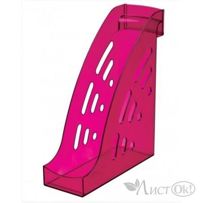 Лоток для бумаг вертикальный ТОРНАДО тонированный слива ЛТ408 Стамм