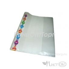 Обложка для тетради 208 х 342 мм 100мкр, п/этилен /Ч 12-01-Т