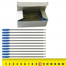Стержень R1 A синий металлический , 0,7мм/116мм /100 /500 /5000 /0