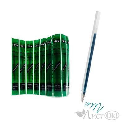 Стержень гель , 0,7мм*139мм 666 EASY темно-зелёный J.Otten