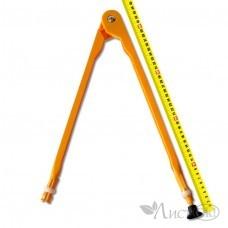 Циркуль для школьной доски, 45см, пластик 2584
