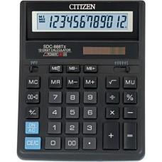 Калькулятор 12 разр. 203*158*31мм SDC-888ТII CITIZEN