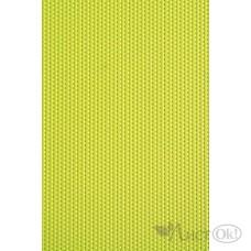 Фоамиран лист 40*60 лимон. EB2-EVA-011 Волшебный мастер