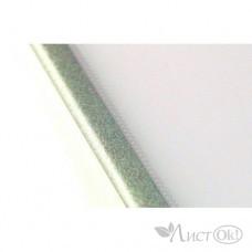 Обложка А4 алюмин. корешок 12 мм прозрачная 25200A412AL Unibind