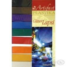 Пластика 09цв. 180гр.Lapsi glitter с блест. 7109-78 Артефакт /0 /0 /0 /0