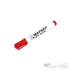 Маркер для доски , карт. упаковка, 2,5 мм WT8118 красный J.Otten