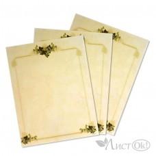 Бумага для скрапбукинга 0732 Рамка листья, А4, 20 листов, 100г/м J.Otten /1 /0 /300 /0