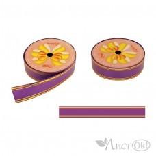 Лента для упаковки 48-7 фиолетовая