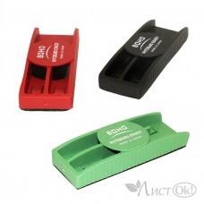 Губка для доски магнитная, 5х14см, с держателями для маркеров, ассорти 9218 J.Otten